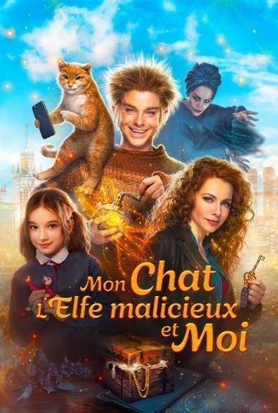 Mon Chat, L'elfe Malicieux Et Moi TRUEFRENCH WEBRIP 1080p 2020