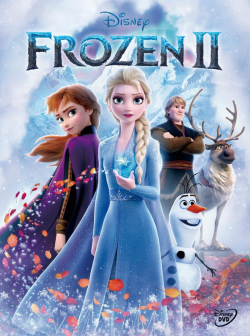 La Reine des neiges 2 FRENCH DVDRIP 2020
