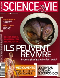 Science et Vie N°1131 Decembre 2011 torrent9